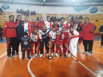 La selección de Chuquisaca se corona campeona del torneo nacional de futsal