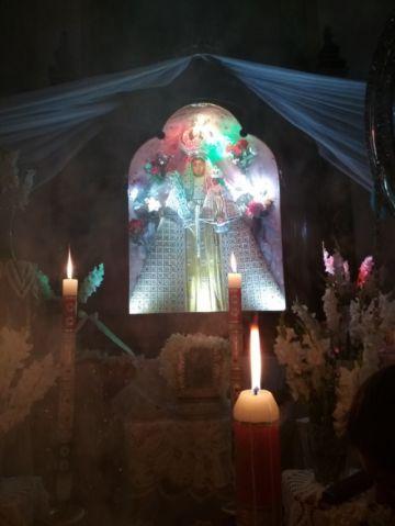 Mostraron cómo inició el culto a Guadalupe