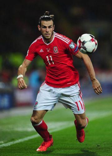 """Bale rescata a Gales en el """"Cardiff City Stadium"""""""
