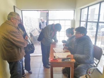 Comcipo: cabildo en Uyuni definirá si se va a huelga general indefinida