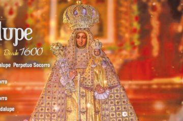 La procesión de la Virgen de Guadalupe llegará a la plaza