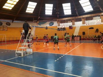Santa Rosa pasa a semifinales de voleibol