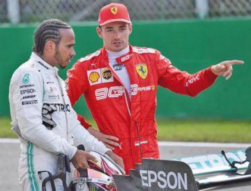Leclerc logra la primera posición en el Gran Premio de Italia de Fórmula Uno