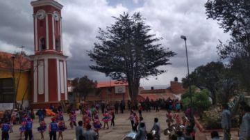La zona de San Juan inicia su festejo a la Virgen de Guadalupe