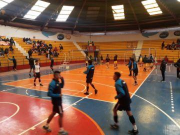 La final de Voleibol será entre equipos de Cochabamba