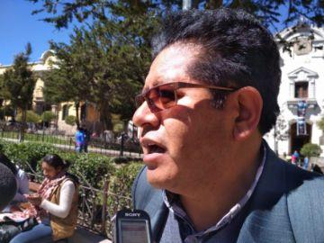 Diputado oficialista dice que se pide declarar desastre nacional para aprovecharse de recursos