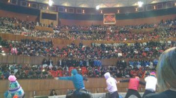Comienza encuentro departamental de juventudes de Potosí
