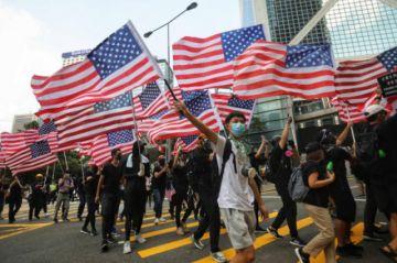 Hong Kong piden a EEUU que apoye autonomía de la ciudad
