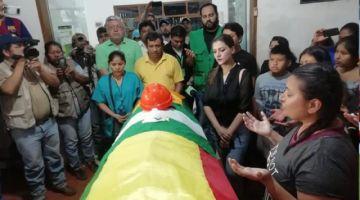 """Gobierno dice que """"saboteadores"""" activan el fuego en la Chiquitania"""