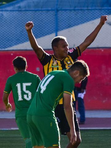 El Tigre gana el triangular amistoso que se jugó en Oruro