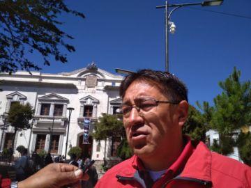 Diputado opositor responde a acusaciones y culpa a Evo por los incendios