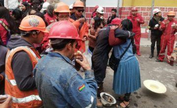Voluntarios del grupo SAR llegan de la Chiquitania