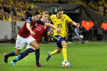 Suecia y Noruega firman tablas en un derbi sin brillo