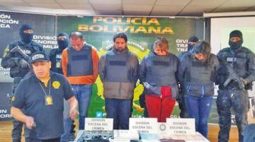 Envían a la cárcel a banda de proxenetas en La Paz