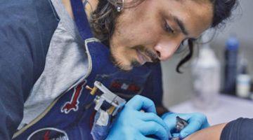 Tatuadores de tres países se reunirán en Santa Cruz
