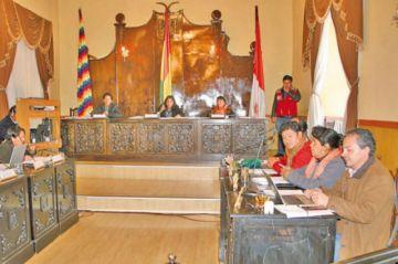 Concejo Municipal tiene en agenda el pedido de reincorporación de Prieto