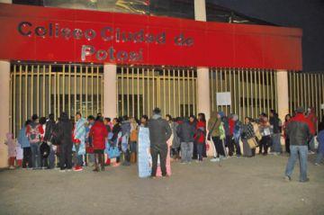 La Vieja Casona pone 5.500 entradas a la venta para la tercera final de la Libo