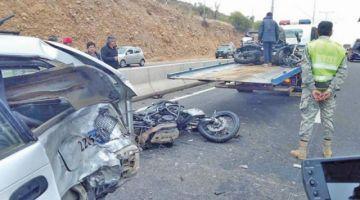 Cochabamba: nueve accidentes dejan un muerto y 12 heridos