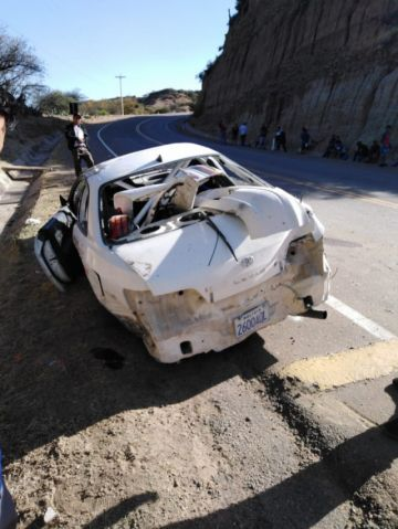 El Gran premio de automovilismo se acerca a Potosí