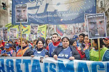 Argentina: Trabajadores piden combatir inflación