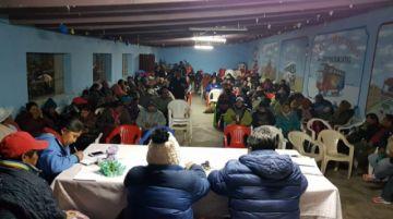 Solo seis concejales renuncian y Uyuni reinicia hoy el bloqueo