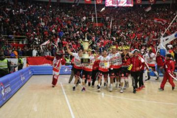 El Club Pichincha se corona campeón  invicto de la Libobásquet 2019