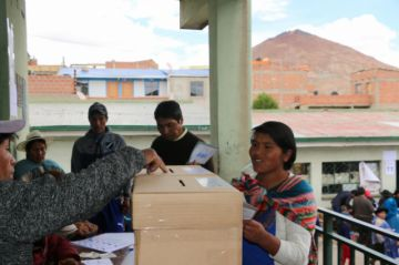 Reportan que existen más de 23 mil nuevos electores en Potosí