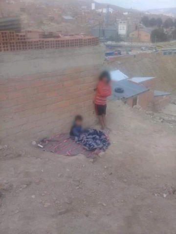 Rescatan a cuatro niños que dormían en la calle