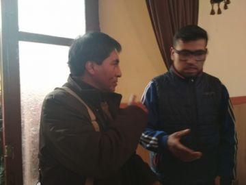 Vecinos de San Benito piden ejecución de obras en su distrito