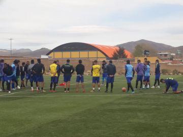Real Potosí entrena para enfrentar al Tigre este fin de semana