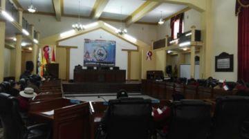 Asamblea aprobó un presupuesto departamental de 918.5 millones de Bolivianos para 2020