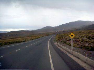 El camino Potosí-Challapata será cerrado