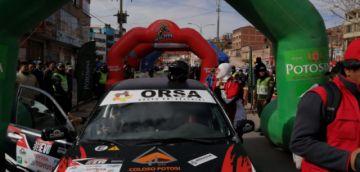 Sebastián Careaga partió a Oruro con el objetivo de campeonar
