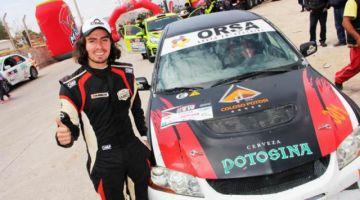 Sebastián Careaga lidera la sexta etapa del Gran Premio Nacional de Automovilismo