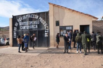Reportan la muerte de un reo en la cárcel de Cantumarca