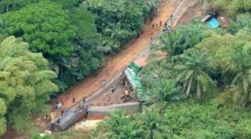 Al menos 50 muertos al descarrilar un tren en la RD del Congo
