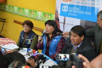 Aldeas SOS presenta programa de formación de líderes