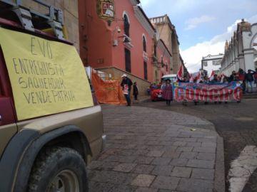 Comcipo ratifica cabildo en Uyuni el domingo 22 de septiembre