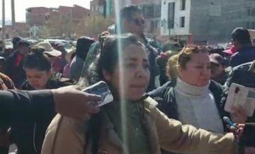Turistas aislados en Uyuni piden ayuda