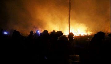Articularán operativos en la Chiquitania para enfrentar los incendios