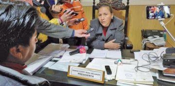 Concejo Municipal solicita a la justicia informe sobre la concejala Prieto