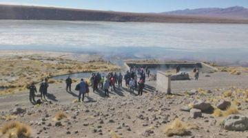 Ojos de agua provocan enfrentamiento entre pobladores de Quetena