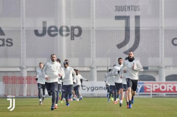 El Juventus juega el clásico con el Fiorentina antes de visitar al Atlético