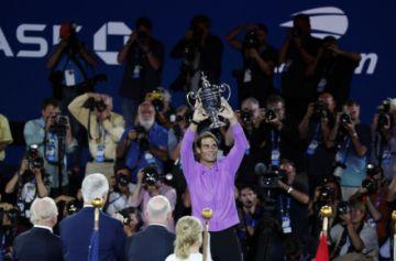 Federer, Nadal y Djokovic jugarán la ATP