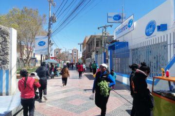 Uyuni regresa a la normalidad  sin sus autoridades municipales