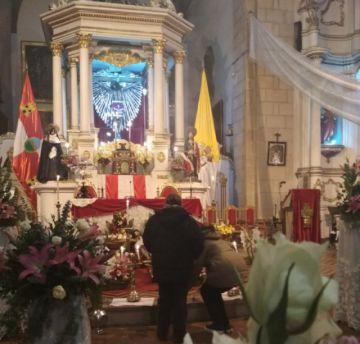 Potosí recuerda la llegada del Señor