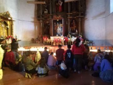 Acaba la ceremonia religiosa en honor a San Jerónimo y San Gabriel
