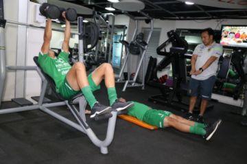 Selección Boliviana Sub 23 inicia entrenamientos