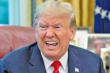"""Trump dice que está """"cargado y listo"""" para responder a un ataque Saudí"""