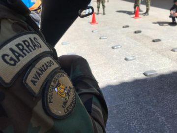 Reportan incautación de 15 kilos de droga entre Coroma y Challapata